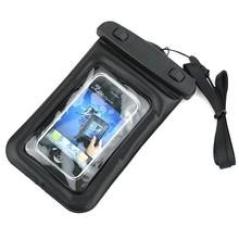Mobile phone waterproof bag, waterproof case