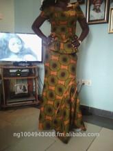 African Celebration Dress
