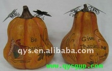 artificial pumpkins to decorate