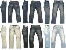 FASHION European brand jeans, Mans denim jean, Custom mens blue jean