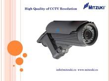 Waterproof / Weatherproof IR Security Analog Bullet 800TVL Camera