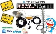 3G & LTE Globe & Smart & Sun Signal Booster / Repeater / Amplifier