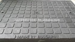 EN124 B125 Composite manhole cover CEZ 900/600/80
