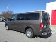 2013 Nissan NV Passenger NV3500 HD SL V8