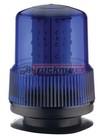 ROTATING BEACON LED BLUE WARNING LIGHT