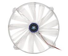 Kingwin CFBL-020LB 200 MM Long Life Bearing Blue LED Case Fan