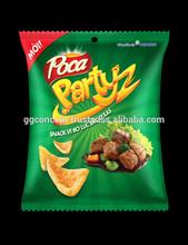 Poca snack Sauteed Beef Flavor 41/45G/Potato Snack