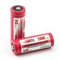 EFEST 18500 1100mAh V2 (Button Top) | 3.7v IMR Lithium Ion Battery