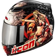 Helmet Airframe Pleasuredome - Black - 3X / XXX-Large (0101-5876)