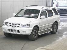 2002 Isuzu Wizard YK21657/TA-UES25FW/6VD1 3160cc