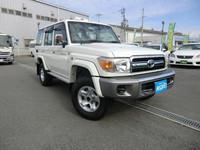 YEAR2014 TOYOTA LANDCRUISER70 BRAND NEW CAR FOR SALE [RHD][JAPAN][STOCK#9223]