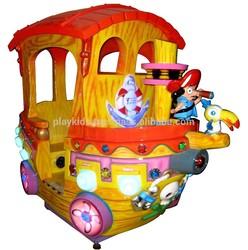 Kiddie Pirate- Kiddie Rides-Indoor Amusement Machines