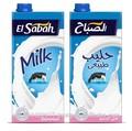Uht leche 200 ml desnatada
