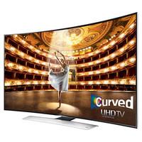 "Ultimate 4K UHD HU9000 Series Curved Smart TV - 78"" Class (78.0"" Diag.) UN78HU9000FXZA"