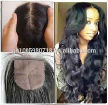 Brazilian hair extension (Silk Base Closure)