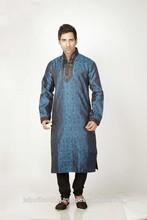 Indian Latest Trendy Fashion Pakistani Kurta Shalwar For Men