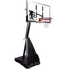 Spalding NBA 68564 Portable Basketball Hoop with 54 Inch Acrylic Backboard