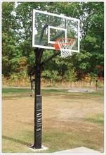SportsPlay 532-933 Adjustable Acrylic Basketball Goal and Post