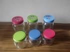 Solid Color mason jar Lids