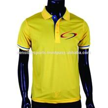 2015 Men's Soccer roberto BAGGIO cartoon Football Print Yellow t-shirts %100 Cotton