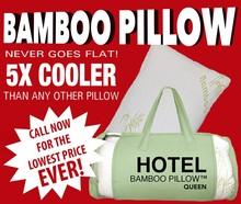 HOTEL BAMBOO PILLOW