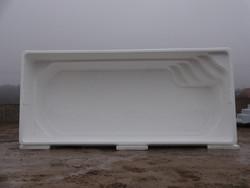 Fiberglass swimming pool Ibiza 7.00x 3.30 x 1.55 Winter price !