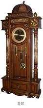"classic & antique wooden floor clocks "" best selling """