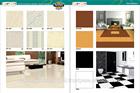 Polished Crystal Carpet Tile frosted glass floor terrazzo tile polished porcelain tile