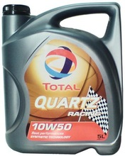 Total QUARTZ RACING 10W 50 5L