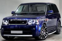 USED CARS - LAND ROVER RANGE ROVER SPORT 2.7TD HSE (RHD 1801123 DIESEL)