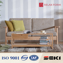 Comfortable and Latest wooden arm sofas at reasonable prices