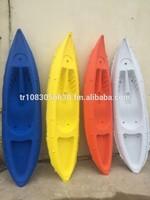 polyethylene kayak/canoe