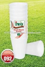 175 ml EPS foam cup 10's