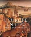 l' أوروبا en 149 2. الرقمصورة d'un القارة.