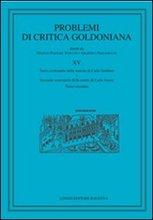 Problemi di critica goldoniana. Numero speciale. Vol. 15.