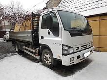 Nqr isuzu camión de volteo( mano izquierda) interna- no hay stock.: 7154