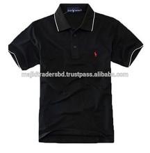 OEM bangladesh manufacturer custom design mens polo t-shirt