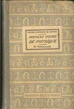 Nouveau Cours De Physique lmentaire. Troisime Partie: Classes De Mathmatiques a Et B.