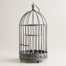 Very Fine Iron made Bird Cage for Indoor and Outdoor decor Bird cage Wedding Centerpiece Bird cage