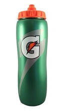 Wholesale Gatorade 32 oz. squeeze sports bottles - 100 per case