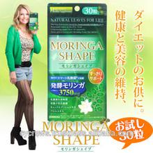MORINGA SHAPE- herb fermentation moringa leaf diet tablet slim pills