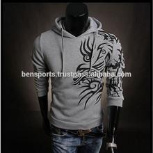 jordan golden brown color hoodies for men