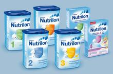 Nutrilon bebé leche en polvo- fórmula- 1,2,3,4& 5