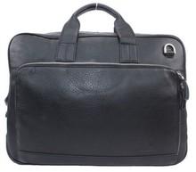 Mens Pure Leather Laptop Bag/Leather Messenger Bag