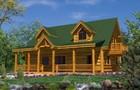 Whisper Creek Log Homes