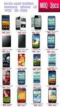 3pcs korea GENUINE samsung used mobiles arts2042 android mobiles korea used phone korea mobiles used phone smart phonarts3918
