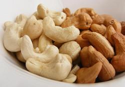 2014 crop organic white cashew nuts W320,w240