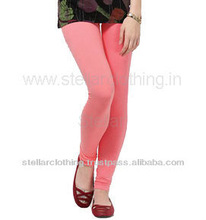 Latest design women blue tights leggings