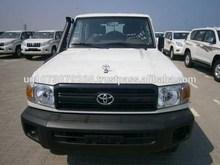 New LHD Toyota Land Cruiser HZJ79L 4.2 DKMRSV Double Cab Pick-Up 2014