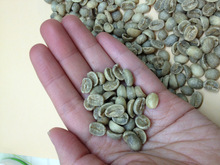 Robusta washed Green Coffee Beans with Fairtrade Certification
